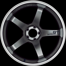 Advan Racing GT Wheel Set - 19""